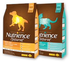 Discover the Nutrience Natural line of pet foods.