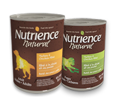 Nutrience Natural Wet Dog Food